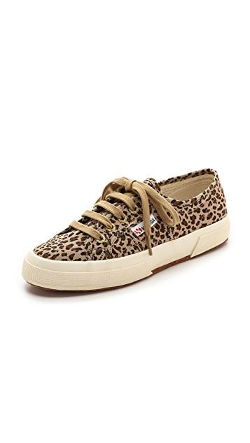 Superga Cotu Leopard Sneakers   SHOPBOP