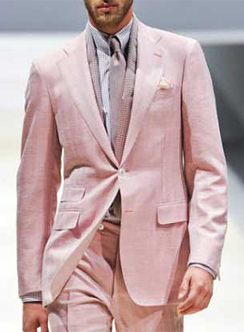 Linen jackets for the right   occasions