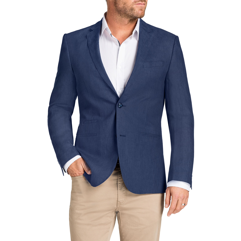 Foam Cutler Linen Jacket   Men's Apparel   Tarocash