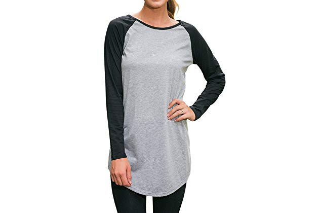 Best long shirts for leggings   Amazon.com