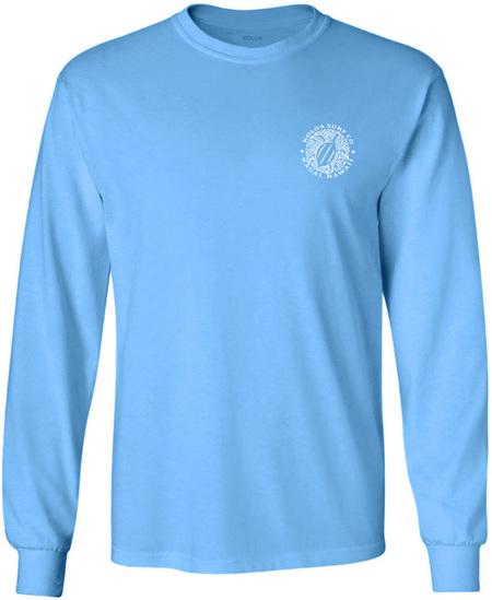Koloa Surf Co. Hawaiian Turtle Logo Long Sleeve T-Shirts