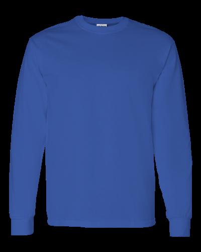 Custom Long Sleeve T-Shirt Printing from UGP