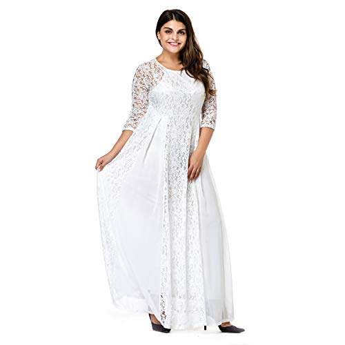 White Maxi Dresses: Amazon.com
