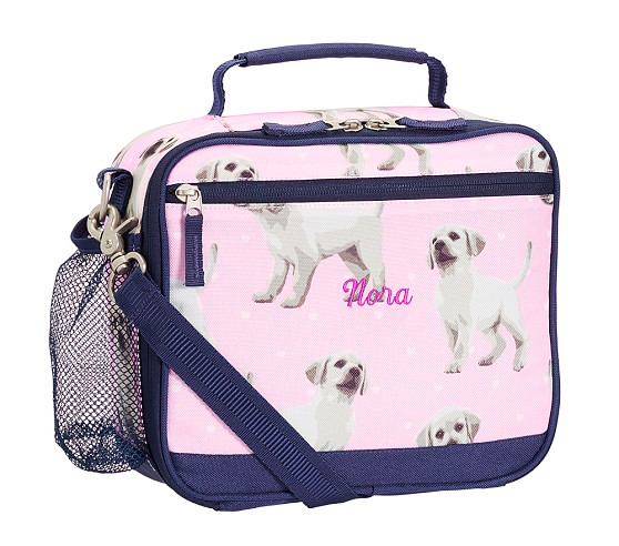 Mackenzie Cold Pack Lunch Bags   Pottery Barn Kids