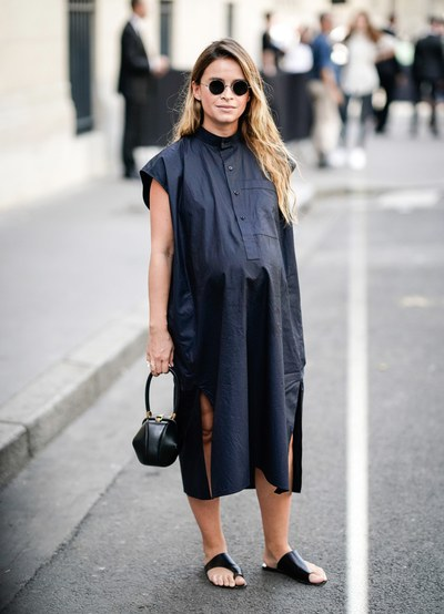 Maternity Fashion 2018: Useful Tips From Style Editors - Glamour