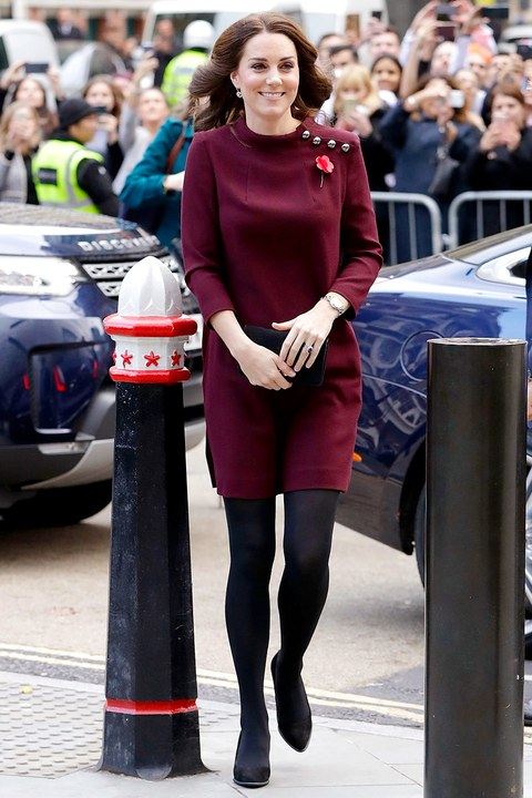Week in Fashion: Kate Middleton Does Non-Maternity Maternity Fashion