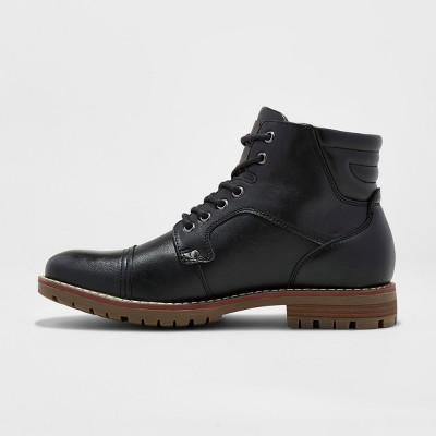 Men's Jake Casual Boot - Goodfellow & Co™ Black 12 : Target