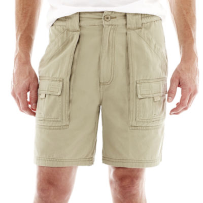 Classic Fit Cargo Shorts for Men - JCPenney