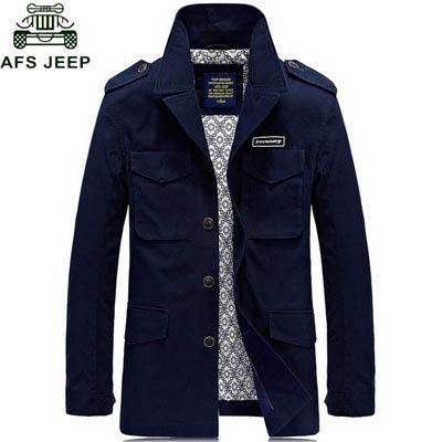 Jeep Autumn Winter Fashion New Mens Jacket u2013 Gift Box Planet