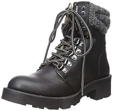Amazon.com   MIA Women's Maylynn Winter Boot   Ankle & Bootie