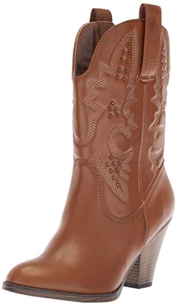 Amazon.com   MIA Women's Remi Western Boot   Mid-Calf