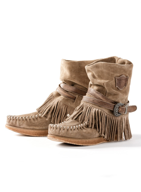 Moccasin Boots - Jewelry & Accessories - Peruvian Connection