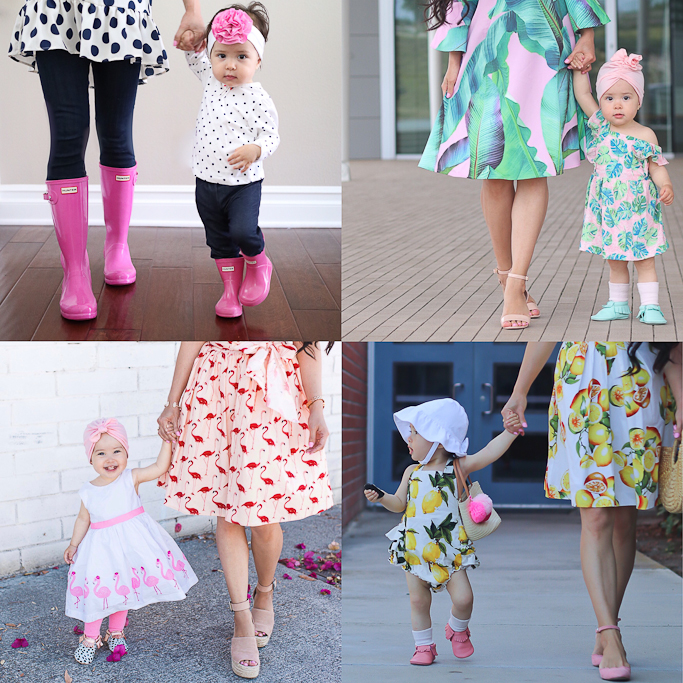 Mommy and Me matching outfits, Mother Daughter outfits   Stylish Petite