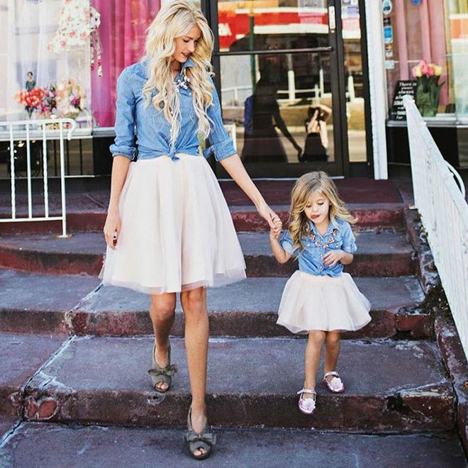 26 Cutest Mommy and Me Outfits for Baby Girls and Boys