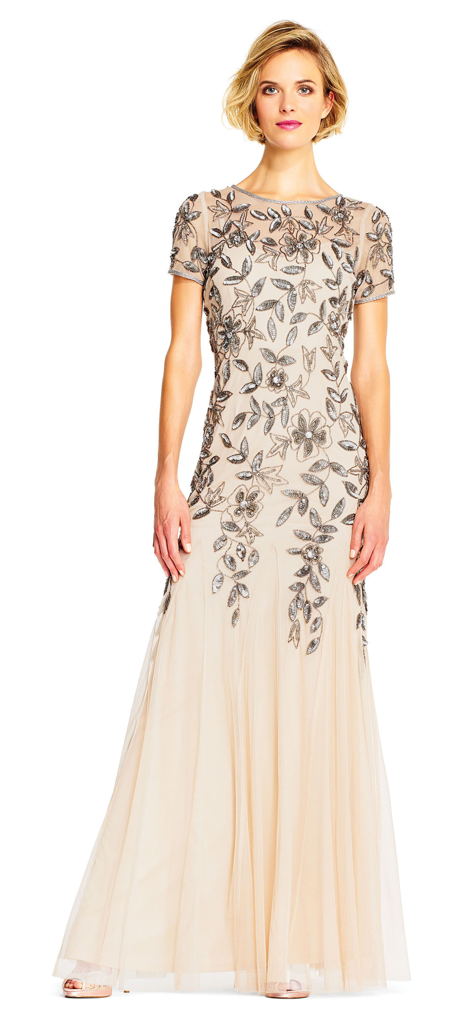 The perfect design and size for mother of the bride dresses