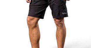 Amazon.com: Bpbtti Mens Baggy MTB Mountain Bike Shorts with