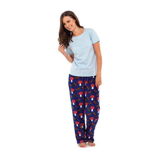 Printed Full Length Womens Night Dress, Rs 200 /set, VP Knit