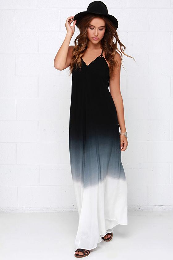 Life is a celebration, dress   like it- Ombre Maxi Dress!!!