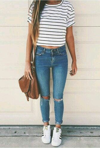 22 Cute Summer Outfit Ideas for Teen Girls