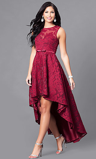 High-Low Prom, Semi-Formal Party Dresses - PromGirl