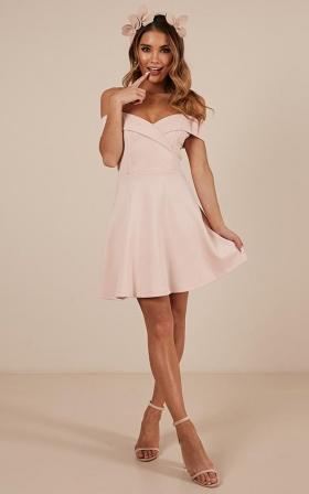 Above The Knee Party Dresses | Shop Women's Dresses Online | Showpo
