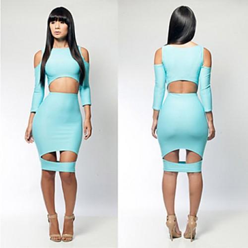 Women s Slim Bodycon Party Dress (Women s Slim Bodycon Party Dress