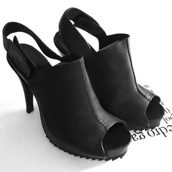 Pedro Garcia Shoes | Paulette Heel | Poshmark