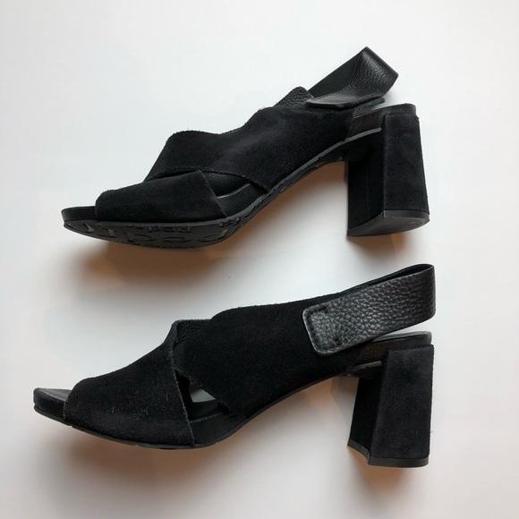 Pedro Garcia Shoes | Wara Black Leather | Poshmark
