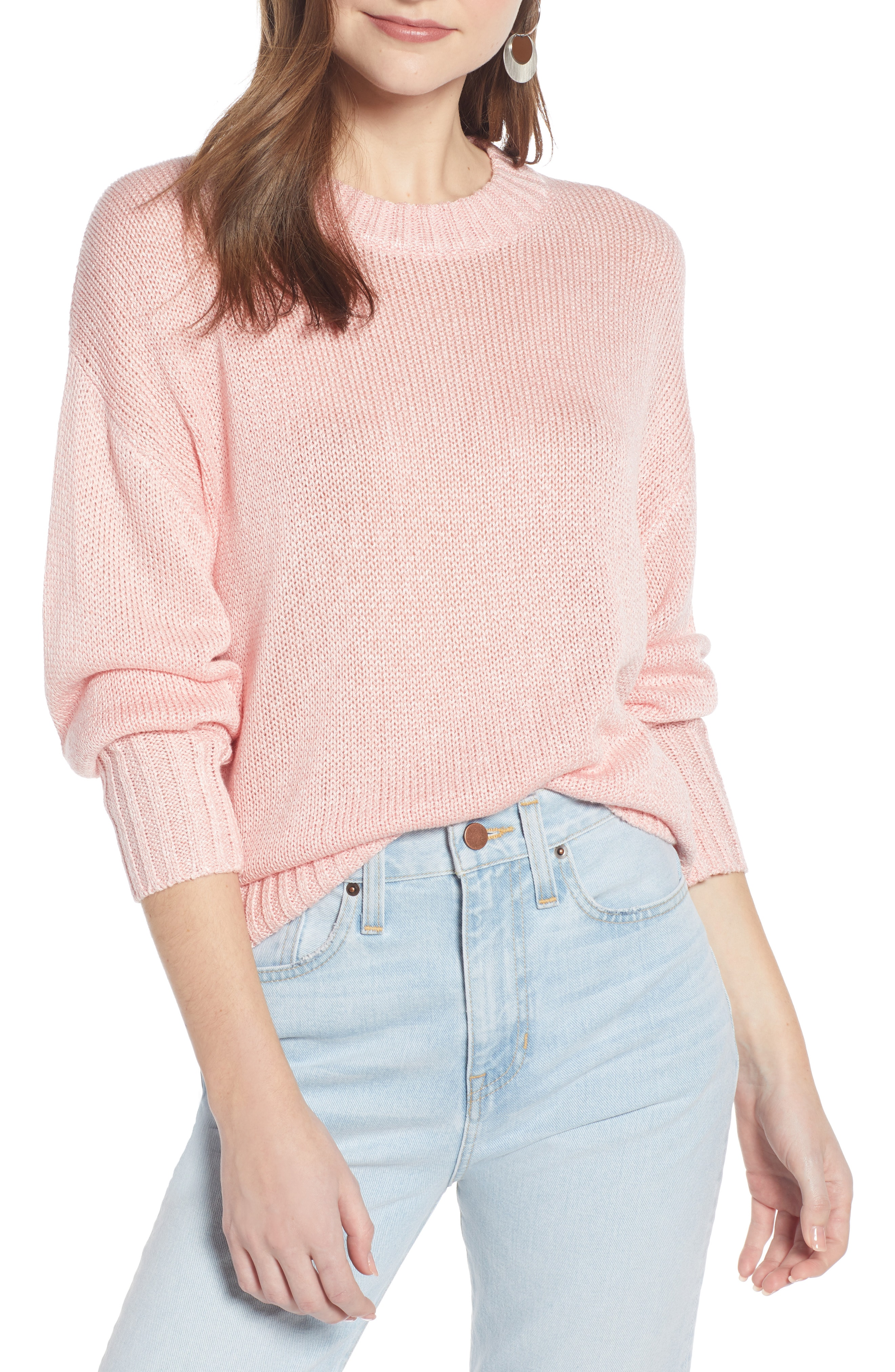 pink sweater   Nordstrom