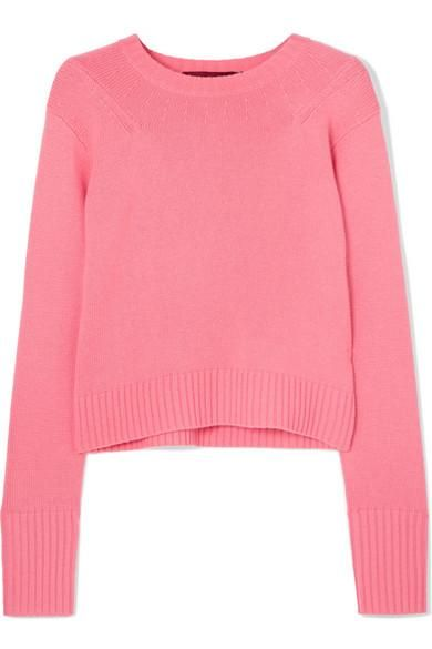 13 Pink Sweater Outfits We're Copying for Fall   Who What Wear
