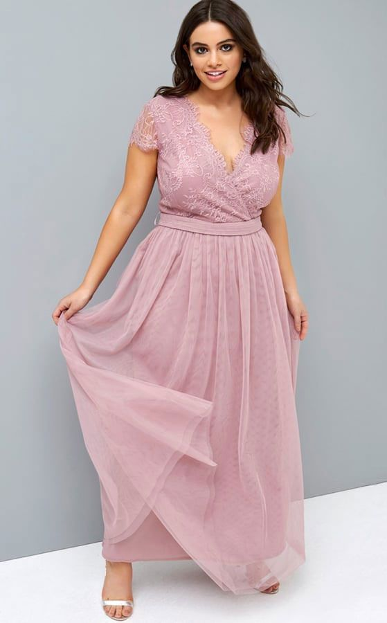 Best Plus-Size Bridesmaid Dresses 2018 - 15 Styles you are