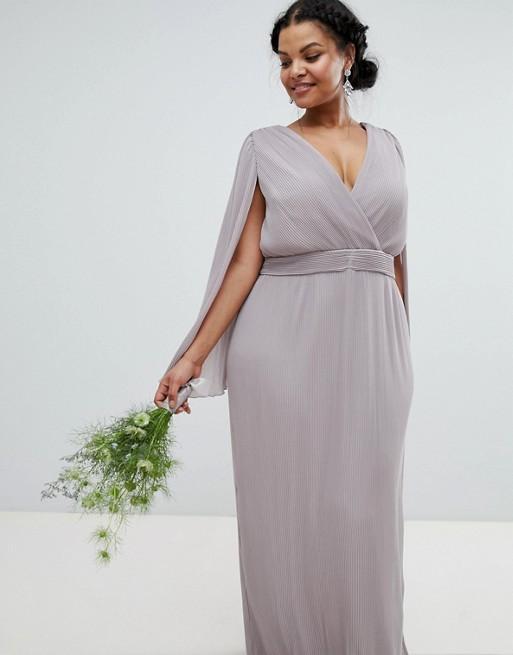 Wedding Season! 3 Places to Find Plus Size Bridesmaid Dresses