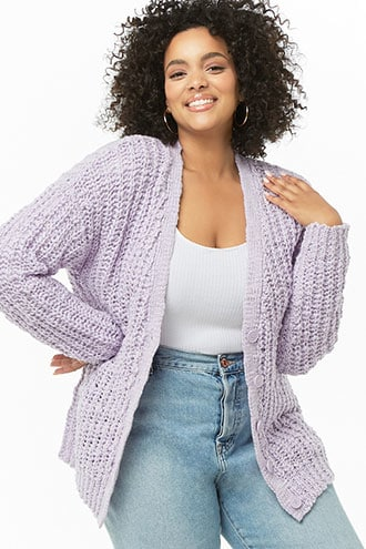 Plus Size Sweaters & Cardigans   Plus + Curve   Forever 21