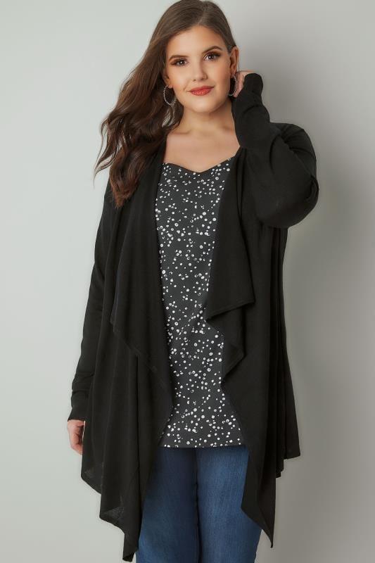 Plus Size Cardigans, Sweaters & Shrugs   Yours Clothing
