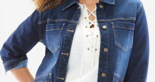 Denim Jacket | Plus Size Jackets | Woman Within