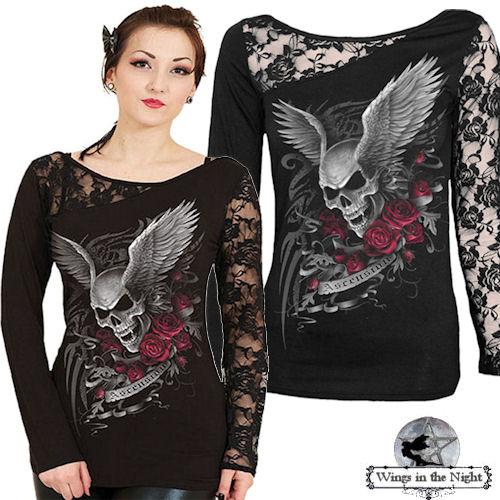 Plus Size Gothic Clothing Uk - Discount Evening Dresses