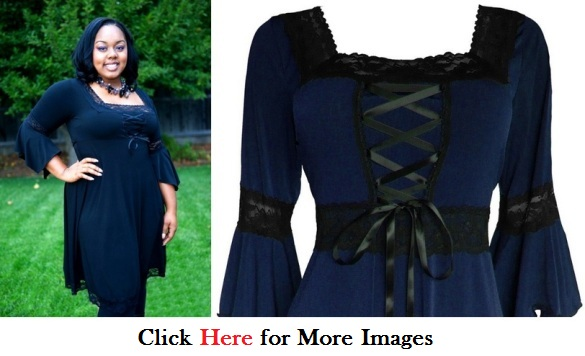 Gothic Style with Plus Size Clothing | www.PlusSizely.com