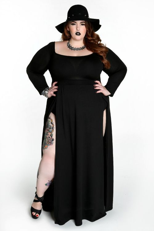 Plus size Gothic Clothes that   knows no boundaries