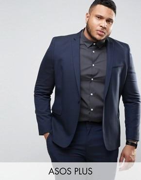 Latest Coat Pant Designs Navy Blue Men Suit Formal Slim Fit Plus
