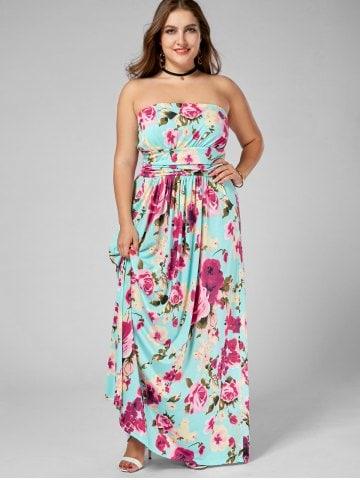 Plus Size Dresses 2019   Women's Plus Size Summer Dresses 2019