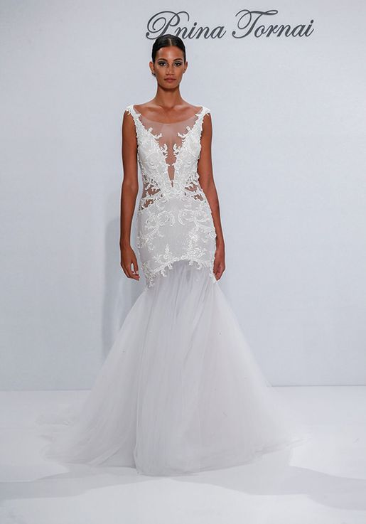 Pnina Tornai for Kleinfeld 4519 Wedding Dress - The Knot