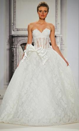 Pnina Tornai 4254 / 32908410, $1,495 Size: 12   Used Wedding Dresses