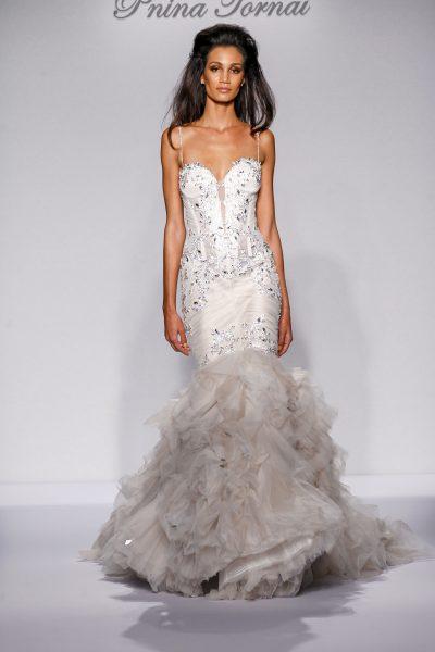 Mermaid Wedding Dress   Kleinfeld Bridal