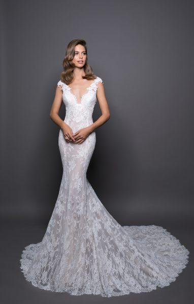 Grace comes with pnina tornai wedding dresses