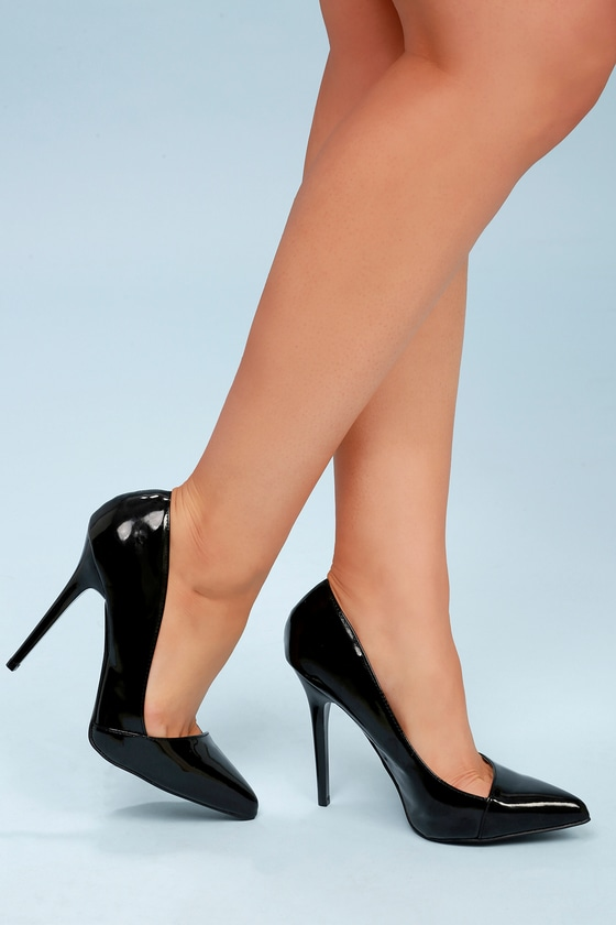 Boldly tip-toe your attitude   with Pointed Toe Pumps