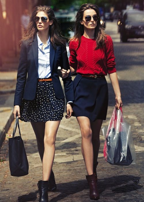 How To Wear Preppy Style Without Looking Like a High Schooler u2013 Glam