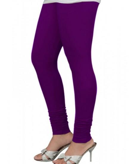 Purple or Violet Free Size Legging
