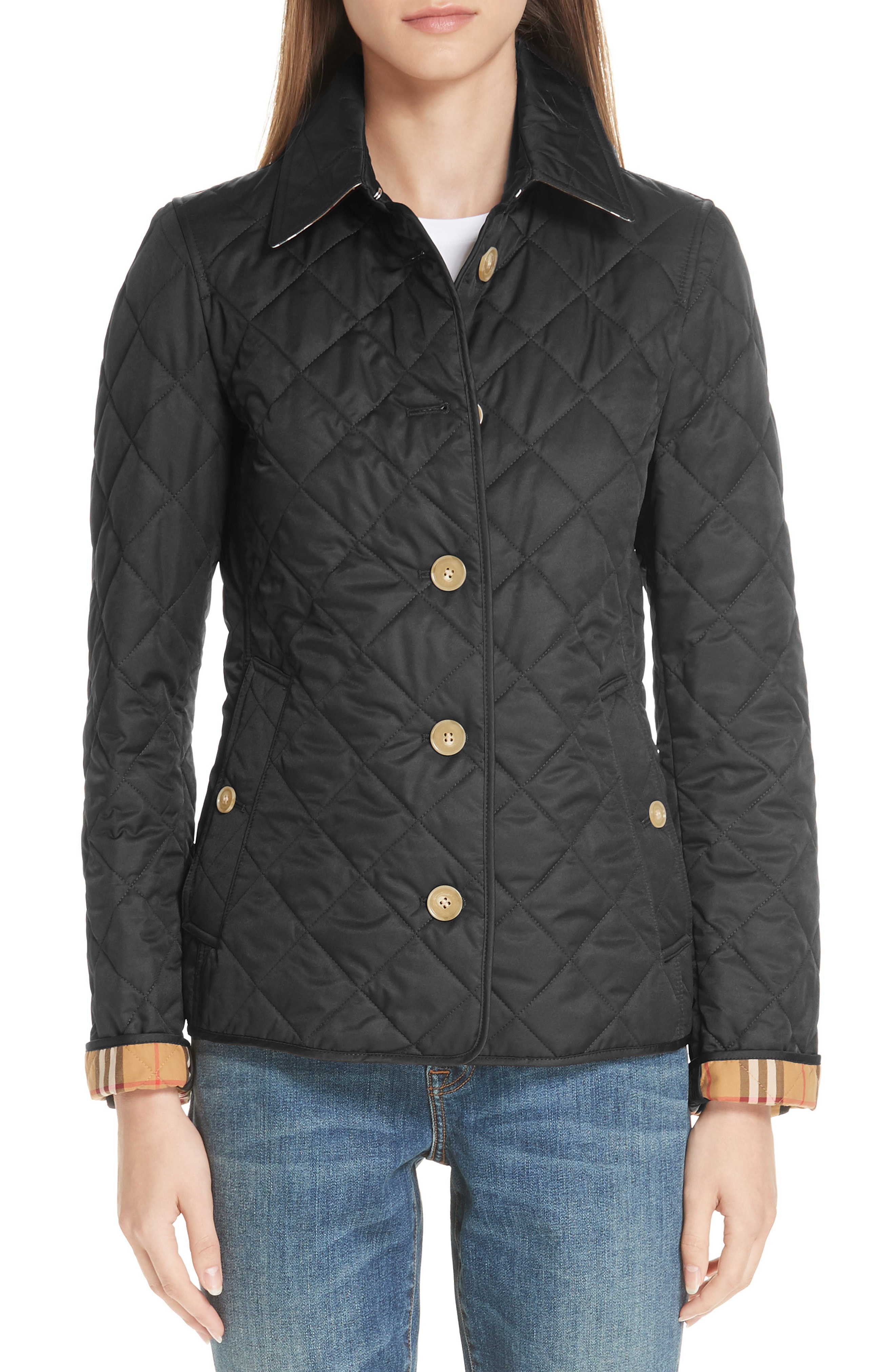 Women's Quilted Jackets   Nordstrom