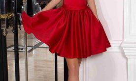 Red Cocktail Dresses   Red Formal Dresses - UCenter Dress