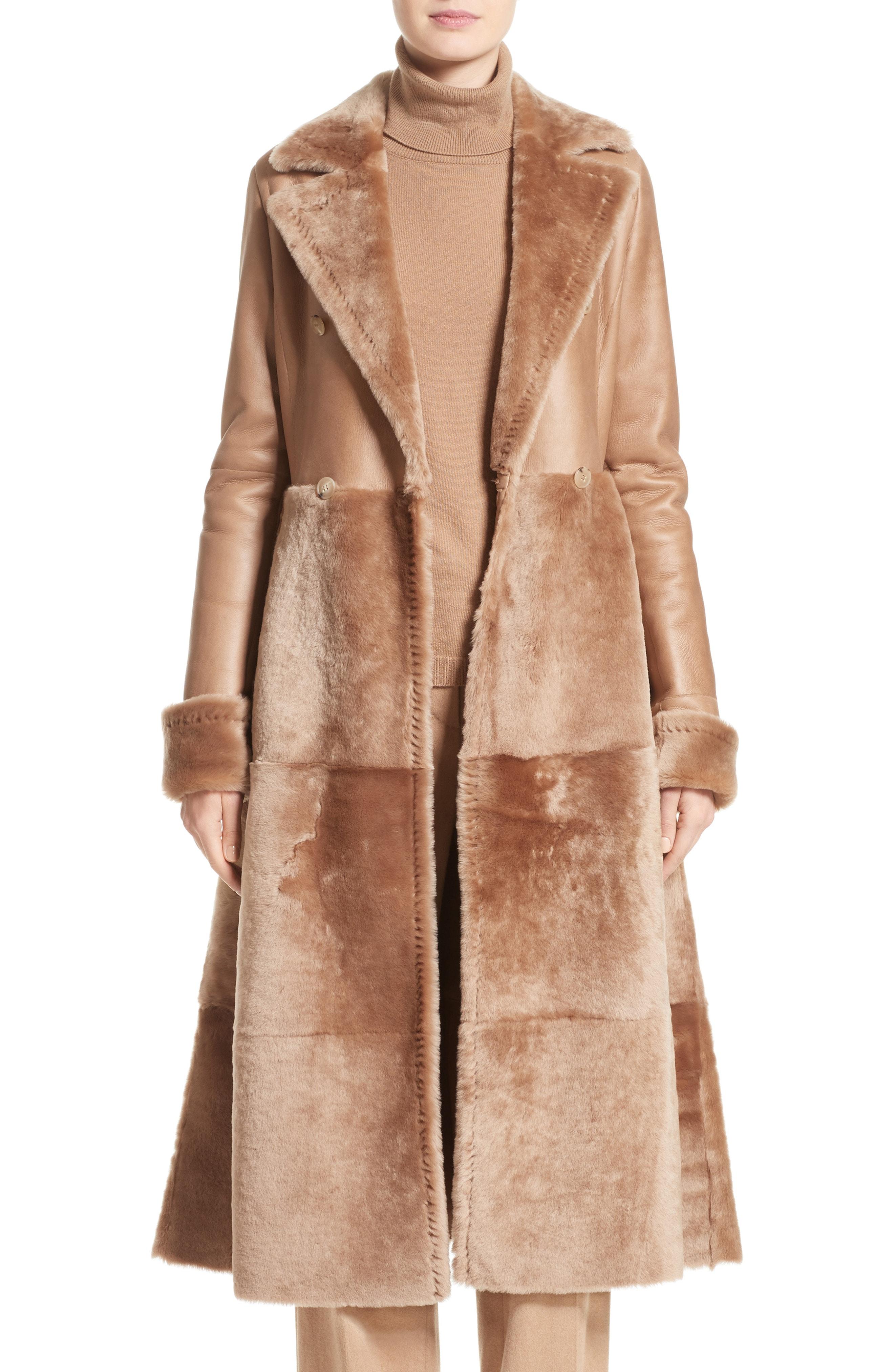 Women's Shearling Coats & Jackets   Nordstrom